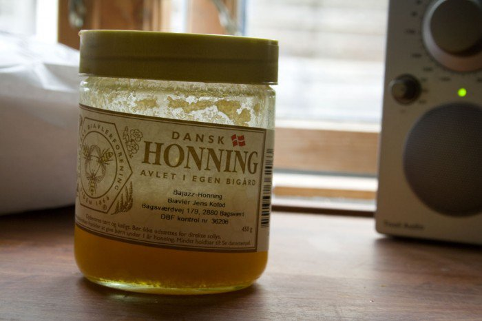 En af de bedste honninger jeg har smagt