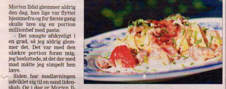 Grydeskeen.dk i Ekstra Bladet