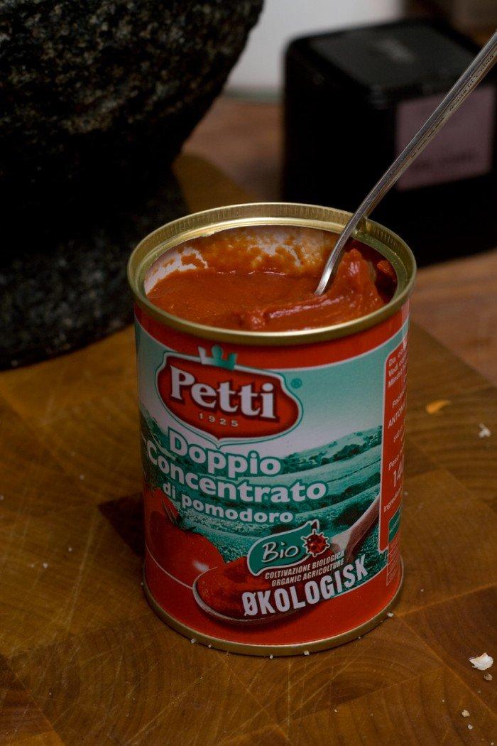 Tomat puree