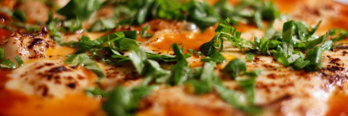 Pandestegt lasagne med gorgonzola bechamel