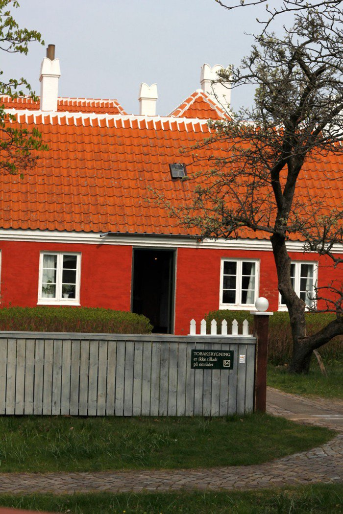 Michael og Anna Anchers hus