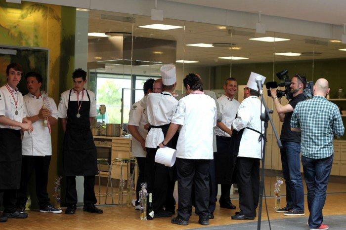 Det danske hold vandt konkurrencen samlet og lørdags publikumprisen for denne dag