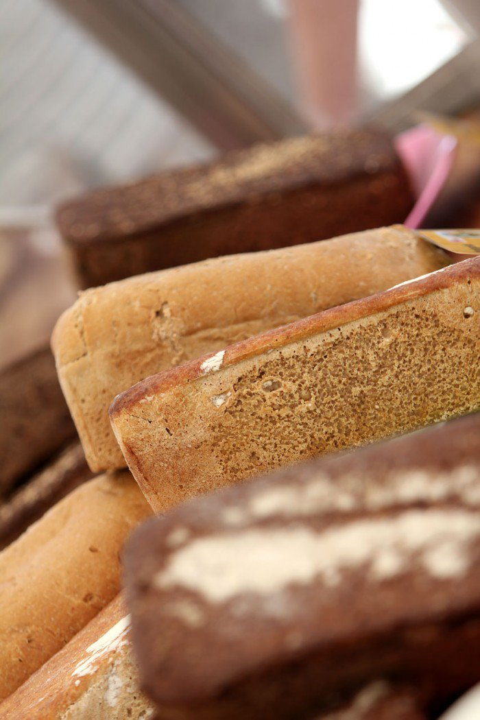 Kornets dag, brød