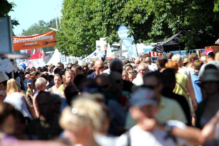 Roskilde dyrskue 2011 var godt besøgt