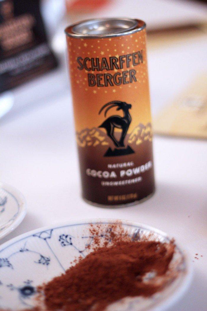 Scarffen Berger kakaopulver