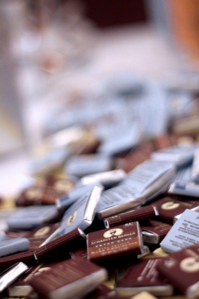 Scarffen Berger smagschokolader