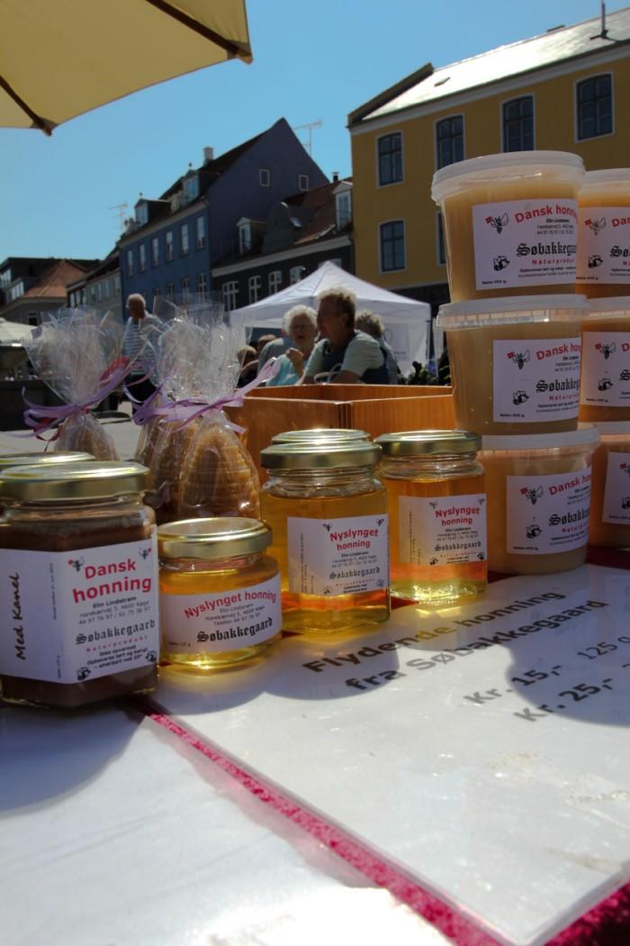 Honning fra Søbakkegaard