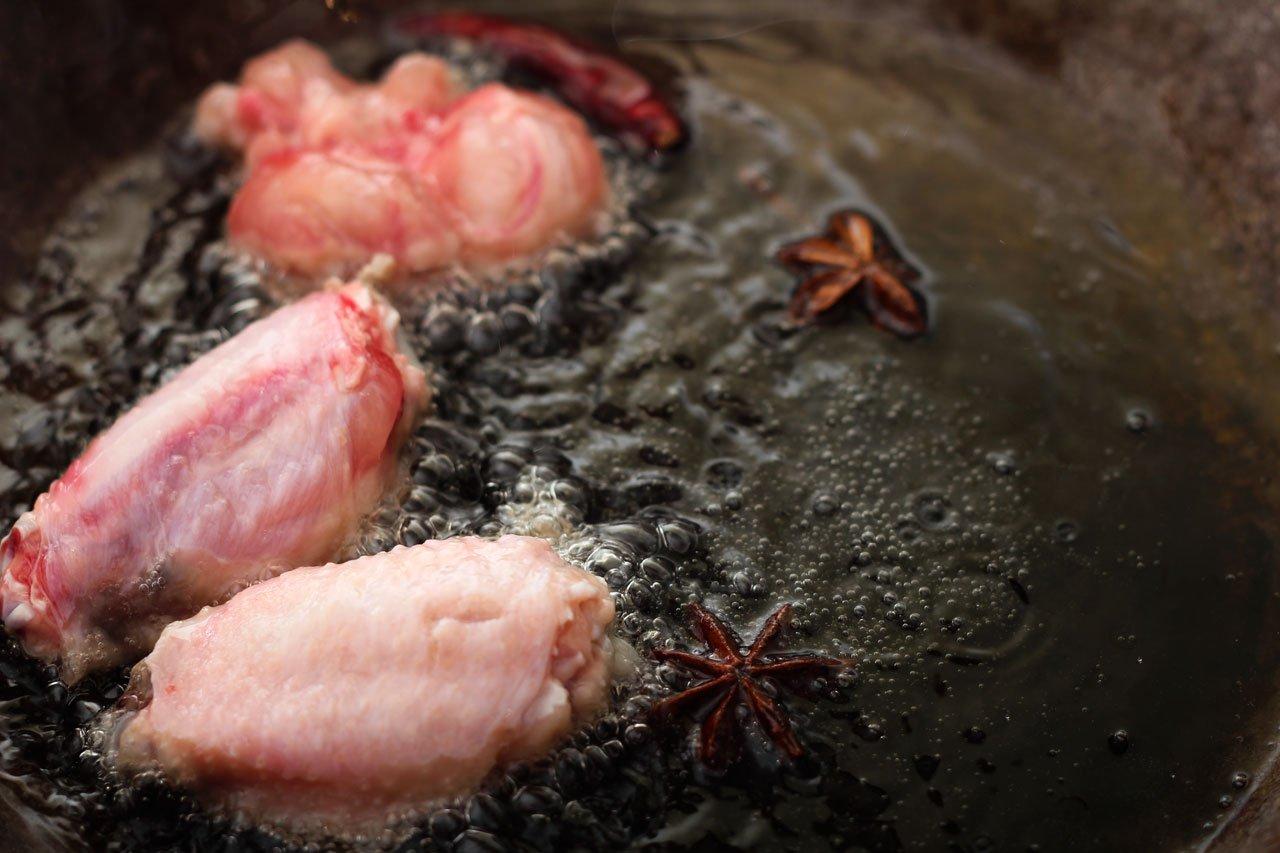 kyllingevinger i ovn