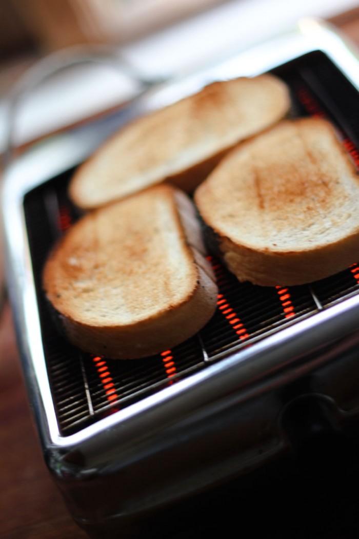 Rist brød