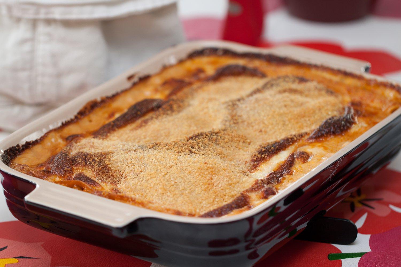 italiensk lasagne karolines køkken