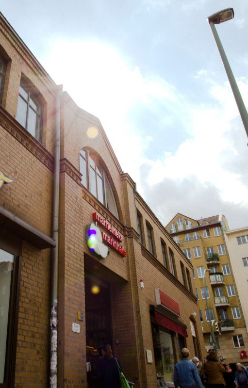 marheineke markthalle i Berlin