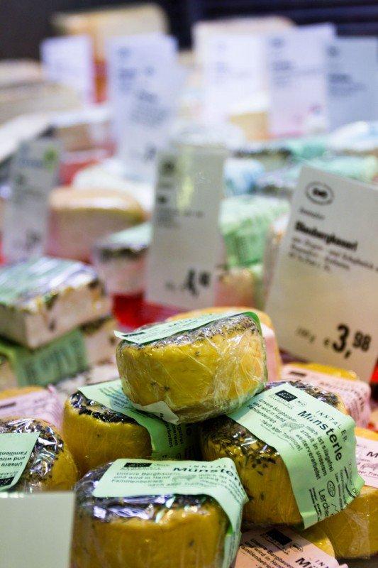 Tyske oste