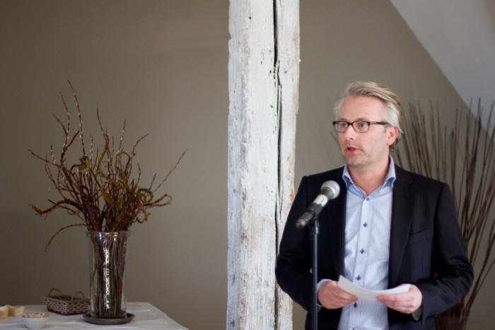 Peter Giørtz-Carlsen, Landedirektør Arla Danmark