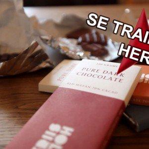 <b>Chokolademageren - En snak med Mikkel Friis-Holm om hans chokolade. Trailer</b>