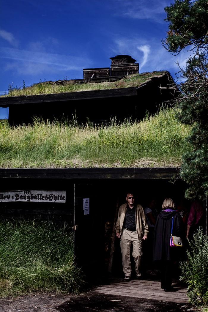 Langballe hytten, Læsø Saltcenter