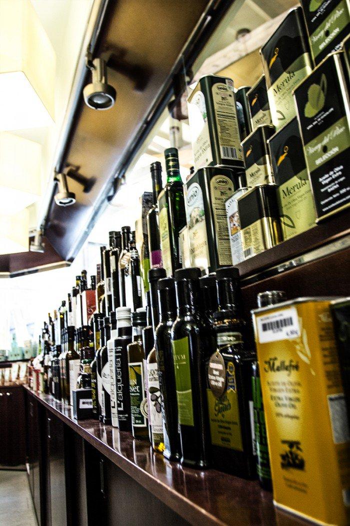 Olisoliva.com har et fantastisk udvalg af olivenolie, eddiker og meget mere