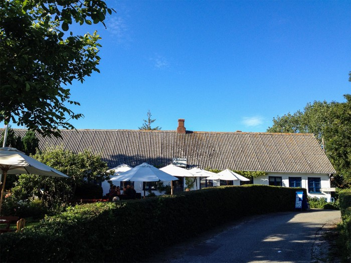Restauration Lollesgård