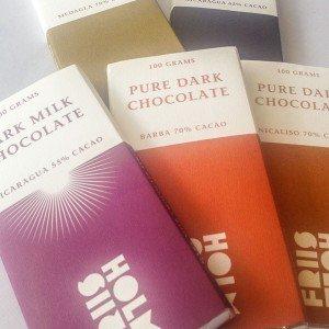 <b>Friis-Holm chokolade vinder sølv, sølv og Guld - Tillykke</b>