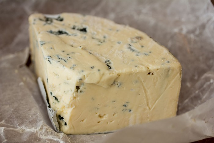 Høgelundgård blåskimmel ost, ekstra modnet