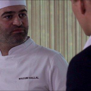 <b>TV: Interview med den kendte kok Wassim Hallal, Frederikshøj.</b>
