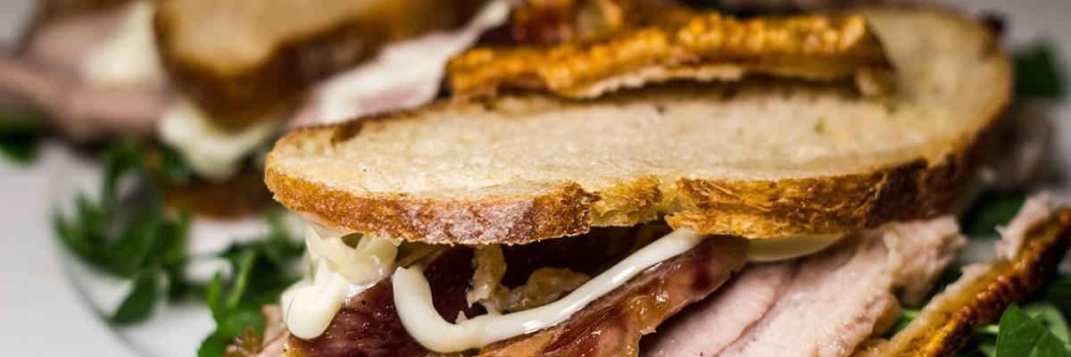 Ribbensteg sandwich med et moderne twist