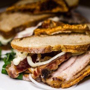 <b>Ribbensteg sandwich med et moderne twist</b>