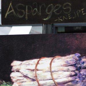 <b>Asparges-Knejpen i Torvehallerne - en himmelsk mundfuld </b>